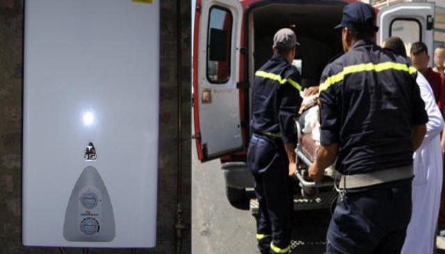 تسرب الغاز يؤدي إلى مقتل شخصين في مرتيل بشمال المغرب