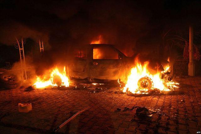 فتح تحقيق أمني في تطوان حول حادث احتراق 4 سيارات