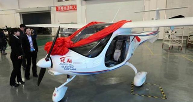 أول طائرة كهربائية باتت جاهزة للبيع