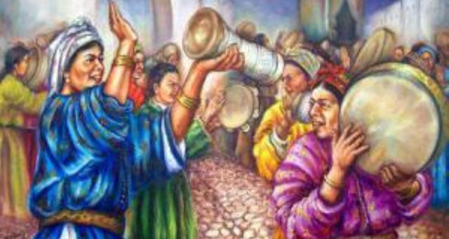 ظاهرة الاحتفال عند المغاربة (عاشوراء: طقوس ودلالات، نموذجا)