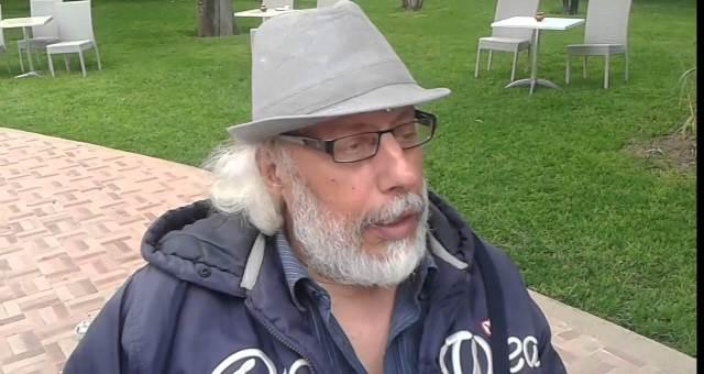 الممثل المغربي عبد القادر مطاع ينفي إشاعة موته
