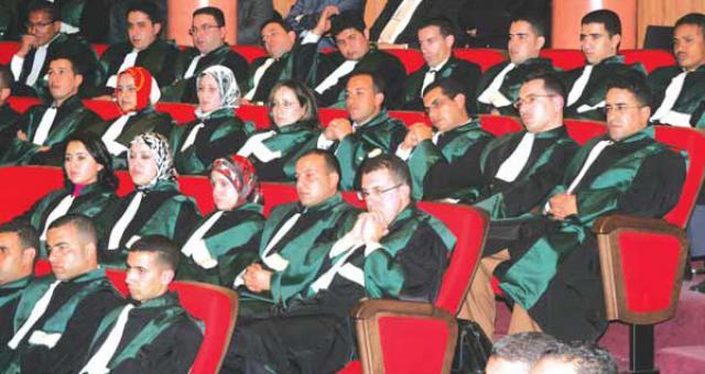 قضاة المغرب يفتحون واجهة جديدة للخلاف مع وزارة العدل