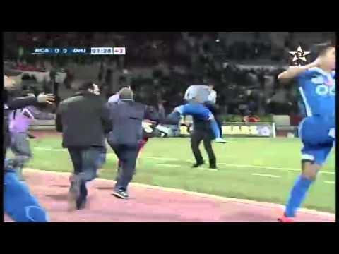 الرجاء البيضاوي 0 - 1 الدفاع الحسني