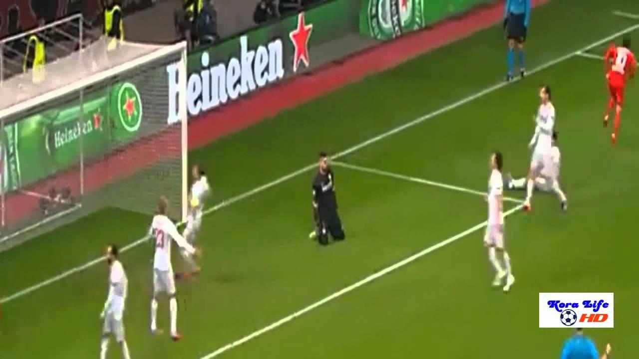 اتلتيكو مدريد 0-1 باير ليفركوزن