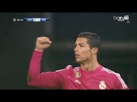 شالكة وريال مدريد 0-2