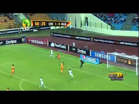 الجزائر وساحل العاج 1-3