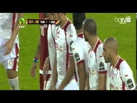 غينيا الاستوائية- تونس:2-1