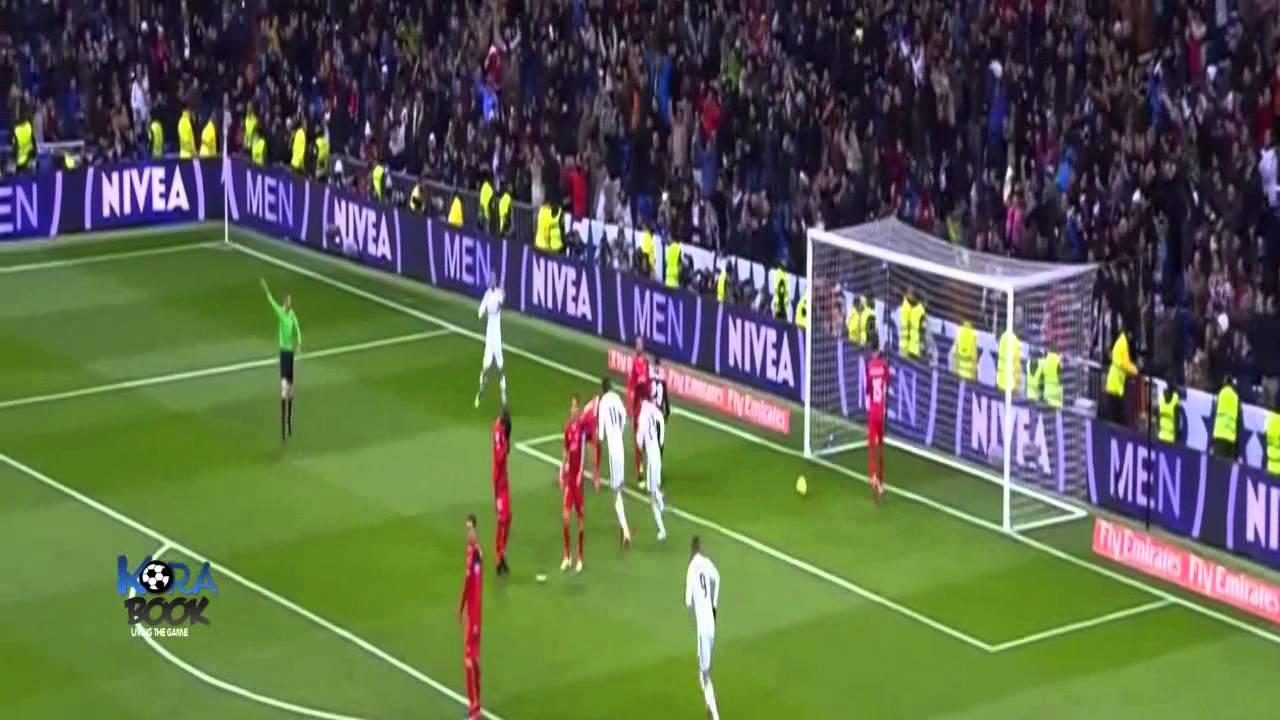 ريال مدريد 2-1 أشبيليه