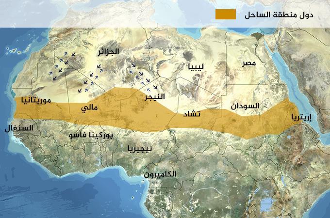 أكاديمي تونسي: الوضع الأمني بالساحل يهدد أمن المنطقة بما فيها دول المتوسط
