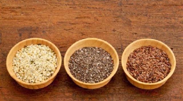 4 أنواع من البذور يمكن إضافتها لجميع الوصفات الغذائية