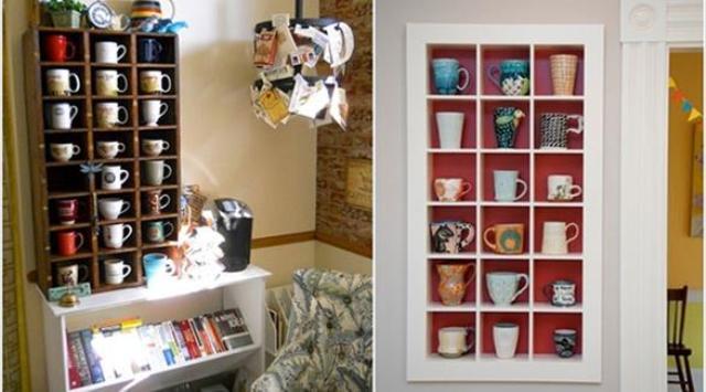 بالصور: 10 أفكار لاستخدام الرفوف في ديكور المنزل