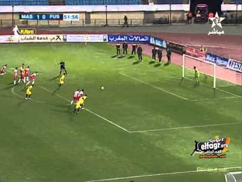 المغرب الفاسي والفتح 3-0