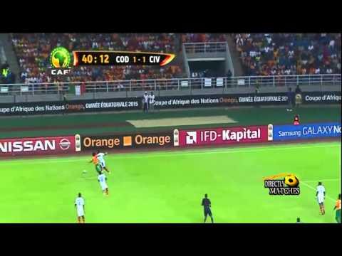 كوت ديفوار - الكونغو 3-1