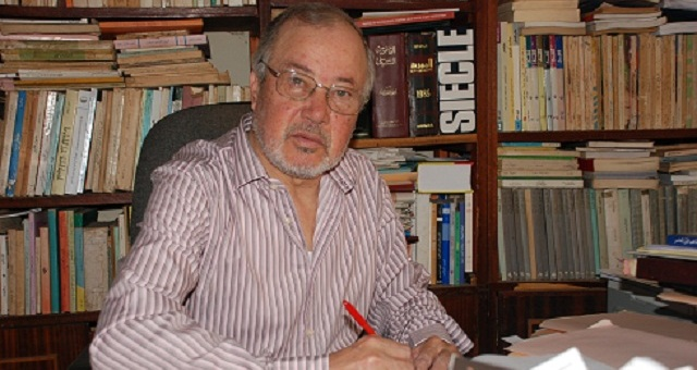 تكريم الكاتب المغربي محمد أديب السلاوي بمدينة فاس