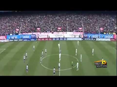 اتلتيكو وريال مدريد 4-0