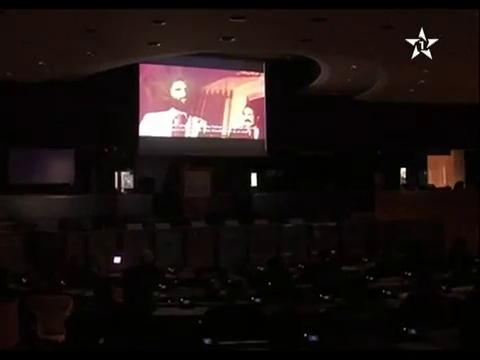 عرض فيلم داخل البرلمان الأوروبي يفضح البوليساريو