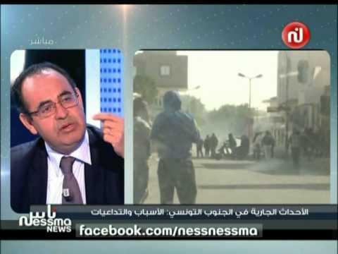 مبروك كرشيد : يجب على الدّولة التونسية أن تلتزم أخلاقيّا تجاه الجنوب