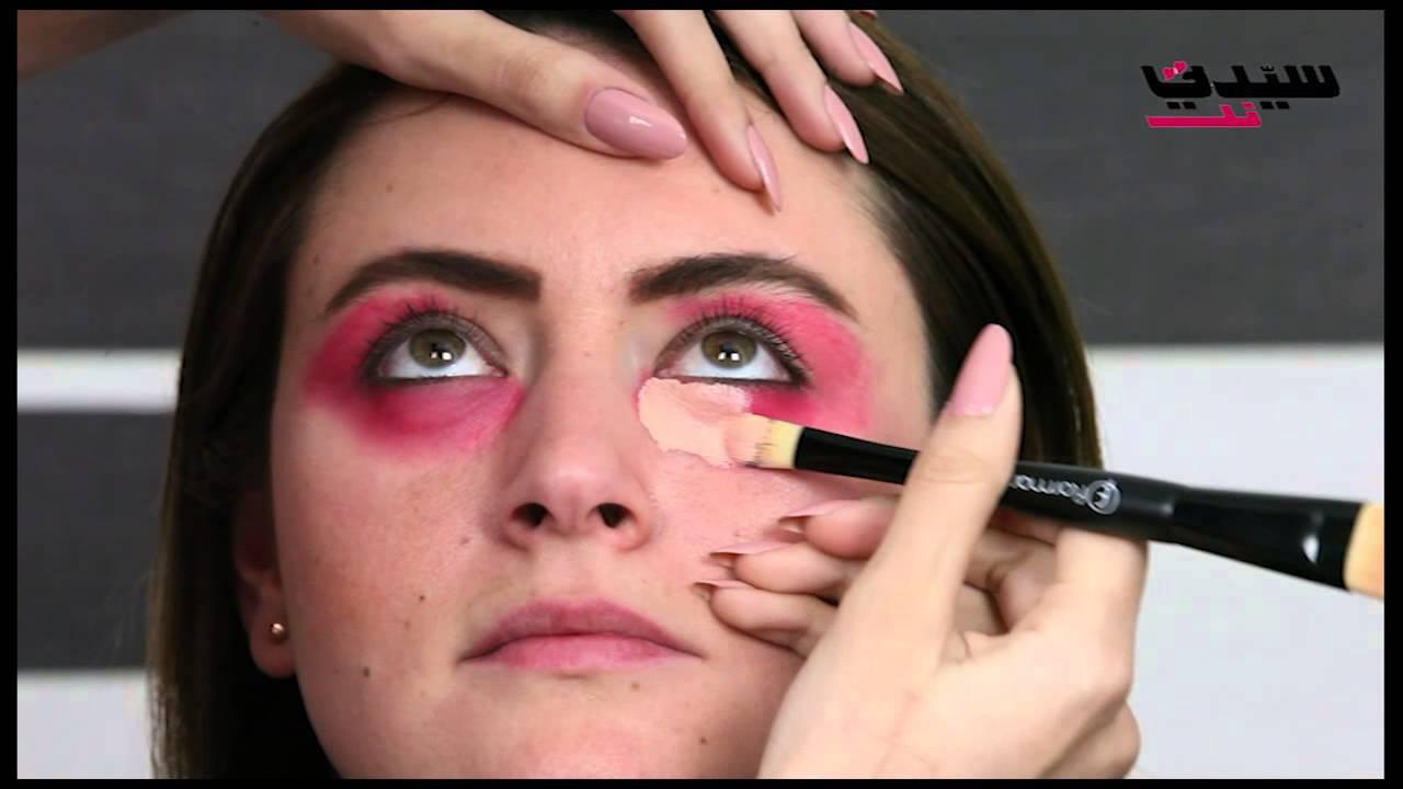 بالفيديو: سبب صادم لتعشقي أحمر الشفاه على عينيك