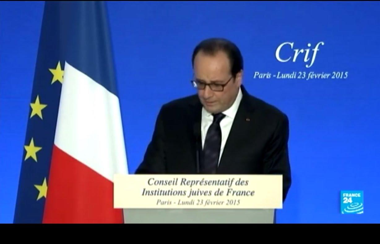 أزمة بين مسلمي ويهود فرنسا