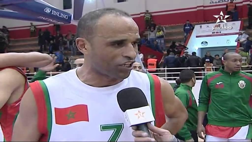 المغرب -الجزائر : 84 - 71