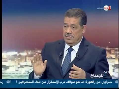 حميد شباط في برنامج