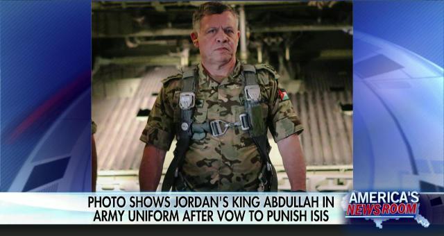 الأردن تبدأ عملية 'انتقامها