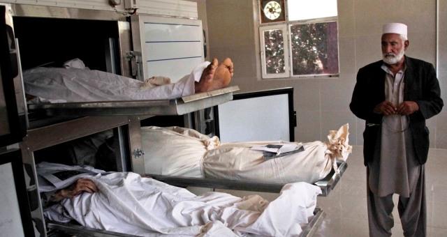 2014: عام دموي للمدنيين الأفغان