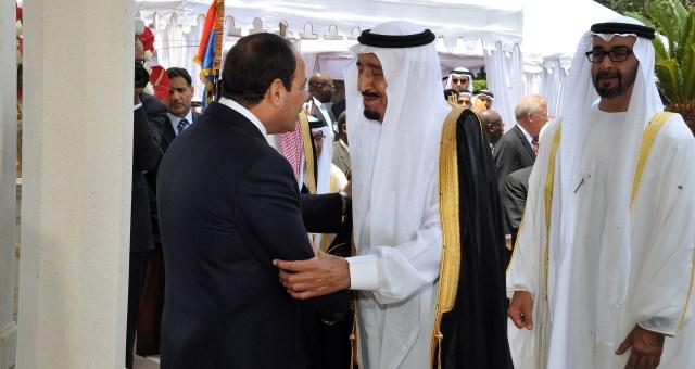 السيسي يسارع للاتصال بحكام الخليج بعد التسريبات