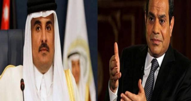 عودة التوتر في العلاقات بين مصر وقطر