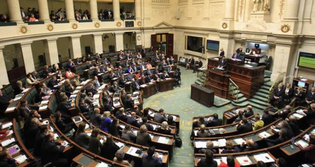 البرلمان البلجيكي في طريقه للاعتراف بفلسطين