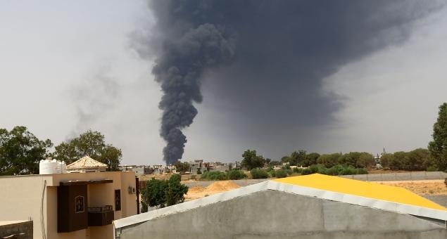 ليبيا: هجوم على المعهد العقائدي بطرابلس