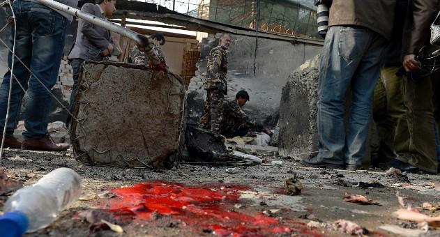 مقتل 20 شرطيا في هجمات انتحارية بأفغانستان