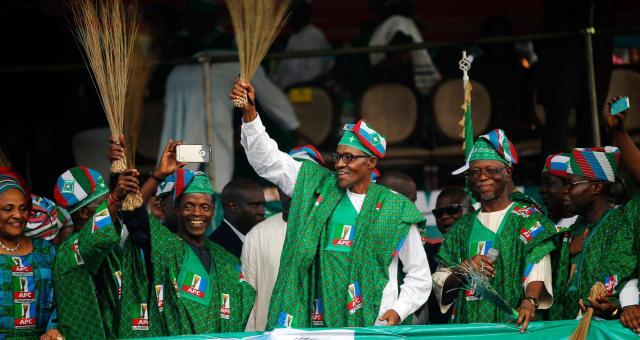 نيجيريا: مرشح للرئاسة يعد بهزيمة