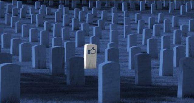 ماذا يحصل لصفحتك في الفيسبوك بعد وفاتك؟