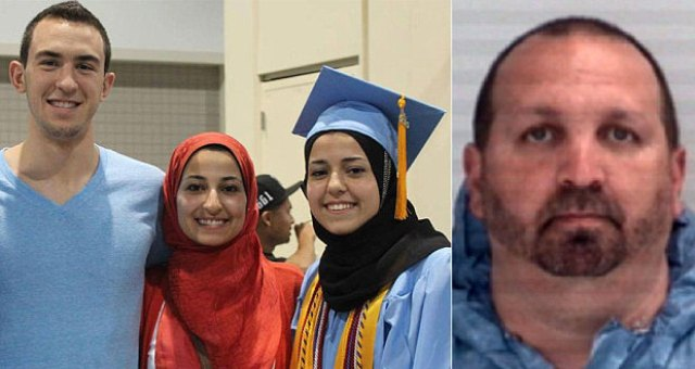 أمريكا: مقتل ثلاثة مسلمين في جريمة نكراء