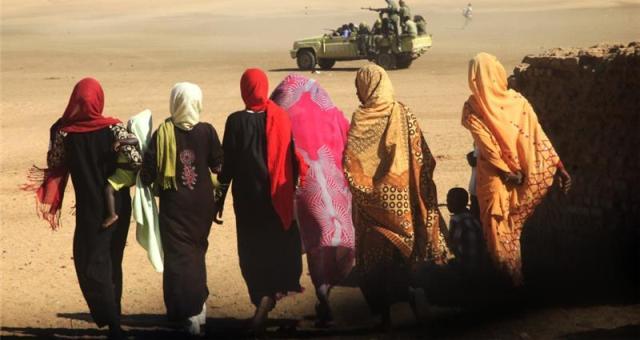 الجيش السوداني متهم بجرائم اغتصاب جماعي