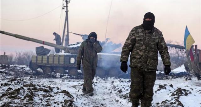 شكوك حول الالتزام بوقف إطلاق النار بشرق أوكرانيا