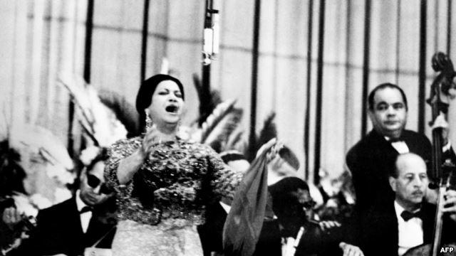 مظاهرة حب لأم كلثوم في بيروت في ذكرى رحيلها