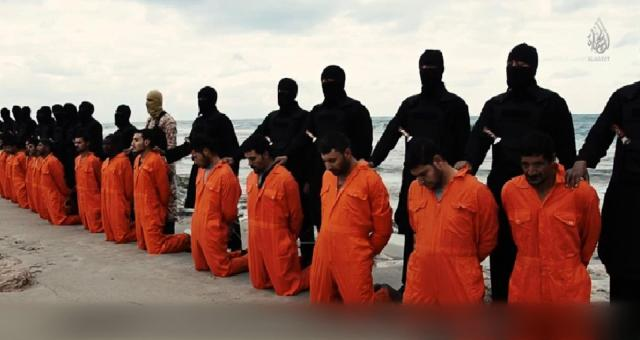 ISIS copts