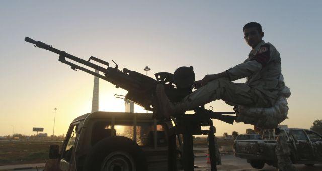 القوى الكبرى تدعو إلى حل سياسي في ليبيا