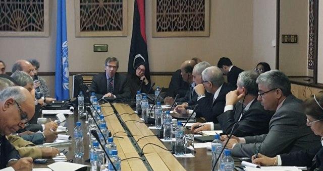 تأجيل الحوار الليبي إلى تاريخ غير محدد