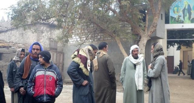 حزن شديد وسط أهالي الضحايا الأقباط بمصر