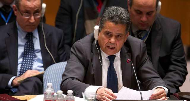 الدايري يدعو الدول العربية لرفع الحظر عن تسليح ليبيا
