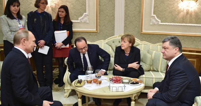 التوصل لاتفاق بوقف إطلاق النار بأوكرانيا