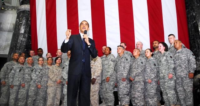 واشنطن مستعدة لإرسال قوات خاصة لمحاربة