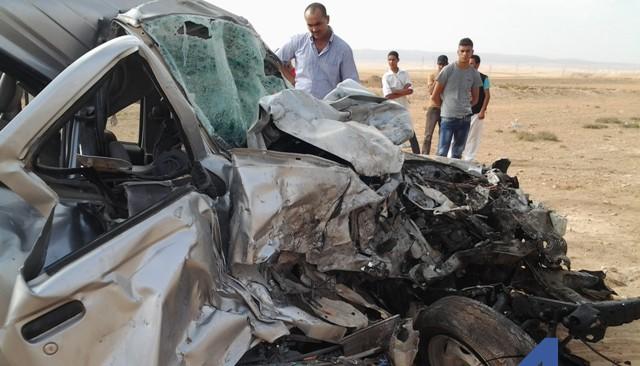 حوادث السير في المغرب تتسبب في مصرع 15 شخصا في أسبوع واحد