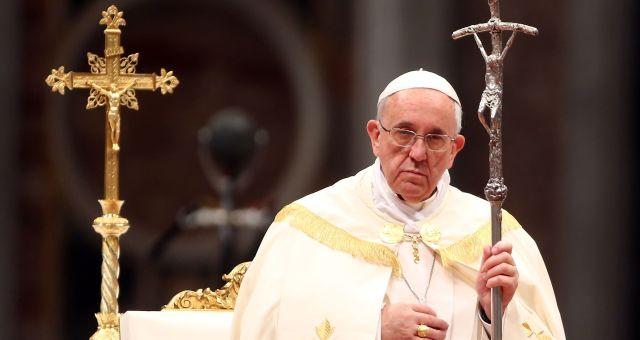 البابا يدعو إلى إحلال السلام بأوكرانيا