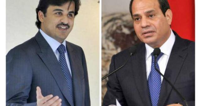 تحرك عربي لاحتواء التوتر بين الدوحة والقاهرة