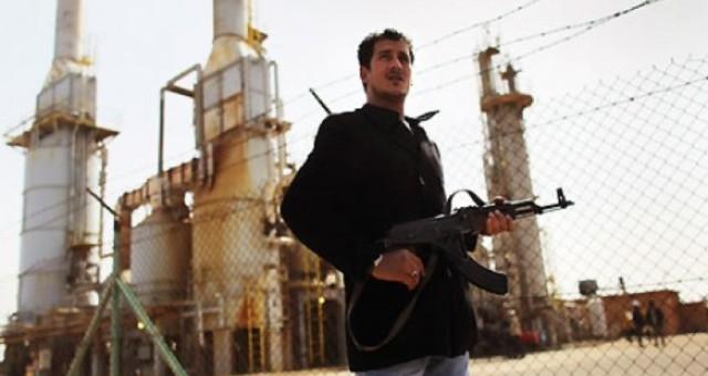 ليبيا: مسلحون يقتحمون حقل مبروك النفطي