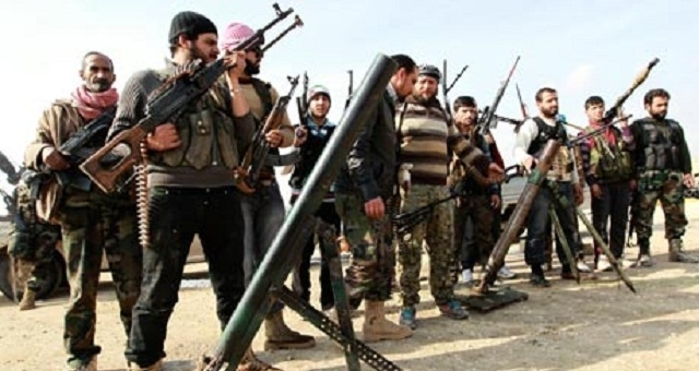 تركيا تشرع في تدريب المعارضة السورية في مارس